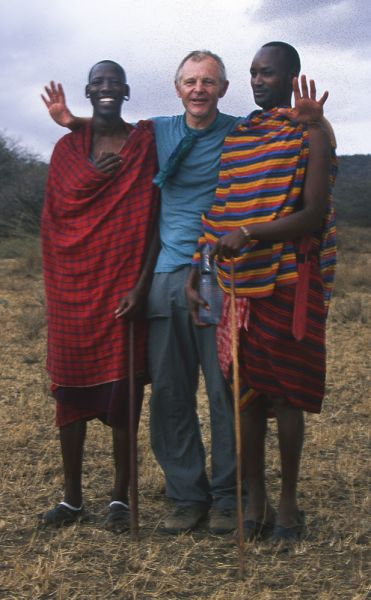 Charity Challenge in the African Bush